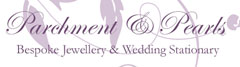 The Wedding Planner Parchment & Pearls