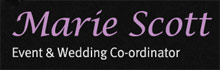 The Wedding Planner Marie Scott Events