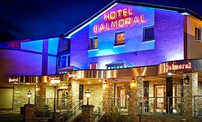 Balmoral Hotel Belfast