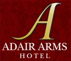 The Wedding Planner Adair Arms Hotel