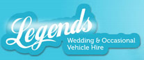 The Wedding Planner Legends Wedding & Occasional Vehicle Hire